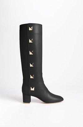 Valentino 'Lock Stud' Boot