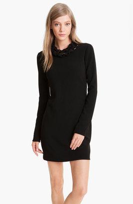 Diane von Furstenberg 'Giada' Chain Collar Dress