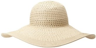 Echo Women's Open-Weave Floppy Hat