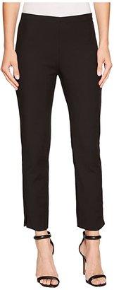 Karen Kane Capri (Black) Women's Casual Pants