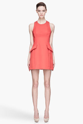 McQ by Alexander McQueen Scarlet red Party Dress