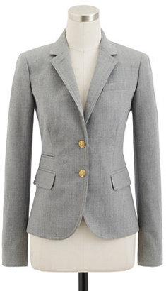 J.Crew Classic schoolboy blazer in wool flannel