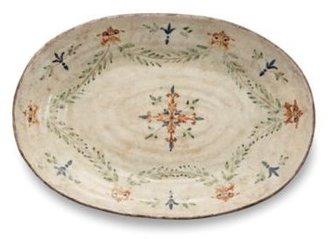 Arte Italica Medici Large Oval Platter