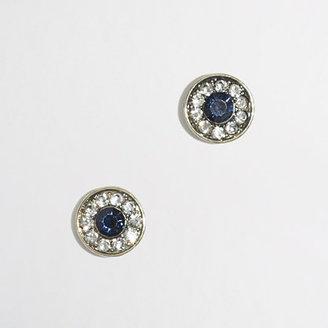 J.Crew Factory Factory crystal stud earrings