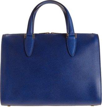 Valextra Heritage Top Handle Bag