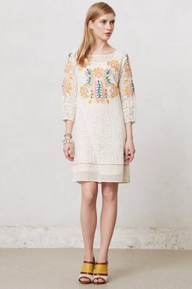 Anthropologie Devi Tunic Dress
