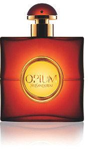 Yves Saint Laurent Opium Fragrance Collection