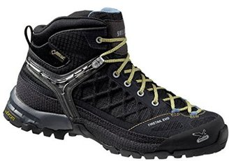 Salewa Women's Firetail EVO Mid GTX Shoe $189 thestylecure.com