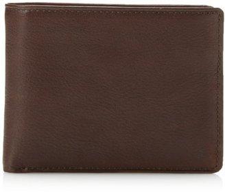 Joseph Abboud Men's French Calfskin Passcase Wallet