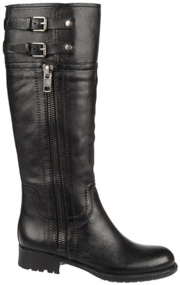 Franco Sarto Poet Tall Leather Riding Boots