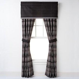 Sanderson lined window treatments
