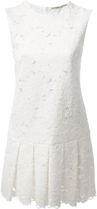 Ermanno Scervino floral lace skater dress