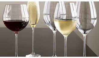 Crate & Barrel Oregon Champagne Glass
