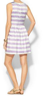 Pim + Larkin Bloomtown Fit N Flare Dress