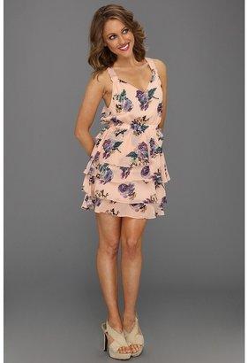 Gabriella Rocha Hazel Floral Dress (Ivory) - Apparel
