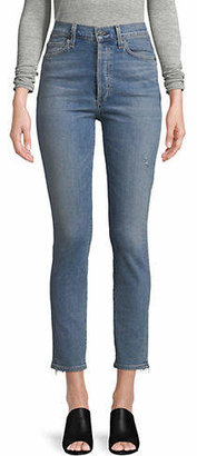 Citizens of Humanity Olivia Slim-Fit Ankle Jeans