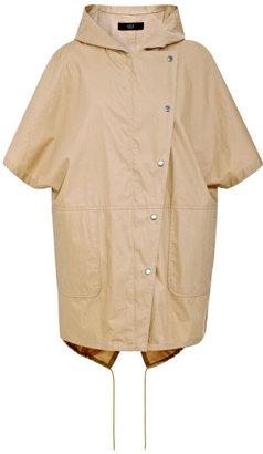 Tibi Seal Anorak Outerwear
