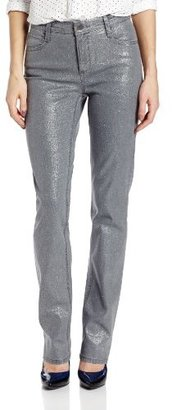 Jones New York Women's Jny Jeans - Lexington Straight Leg