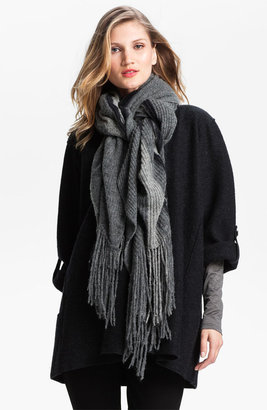 Eileen Fisher Ombre Knit Scarf
