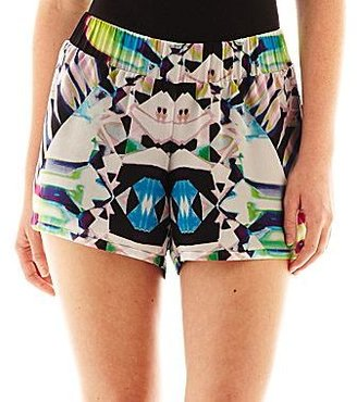JCPenney Bisou Bisou® Soft Shorts with Pockets