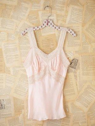 Free People Vintage Silk Camisole