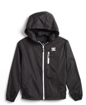 DC Guys 8-20 Hooded Zip-Front Jacket
