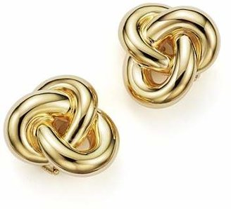 Roberto Coin 18K Yellow Gold Knot Earring