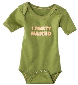 Urban Smalls Infant I Party N'ked Bodysuit