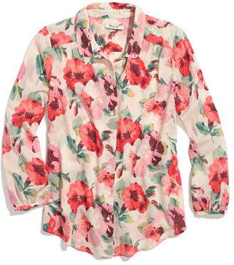 Madewell Tearose blouse
