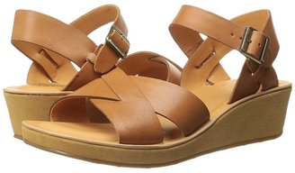 Kork-Ease - Myrna Vachetta Women's Wedge Shoes $135 thestylecure.com