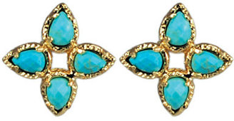 Kendra Scott Jewelry Turquoise Tavi Earrings