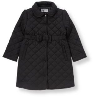Janie and Jack Quilted Coat
