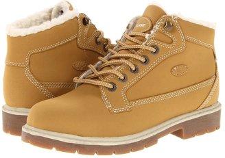 Lugz Brigade Fleece (Wheat/Cream/Gum Nubuck) - Footwear