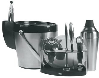 OXO SteeL 11-Piece Barware Collection