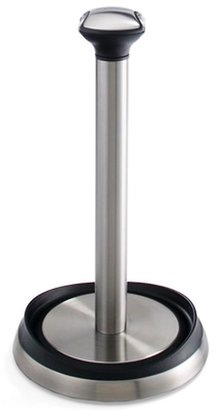Container Store Quick-Load Paper Towel Holder Stainless