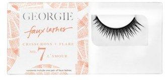 Georgie Beauty TM Georgie BeautyTM 'L'Amour' Faux Lashes