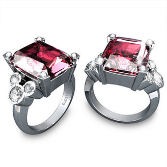 Disney Mickey Mouse October Birthstone Diamond Ring by Jostens