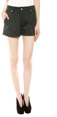Blu Pepper Slit Pocket Shorts