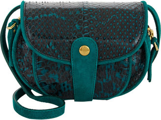 Jerome Dreyfuss Snakeskin Momo Bag
