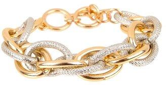 Armitage Avenue Studded Chain Link Bracelet
