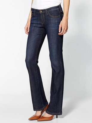 AG Adriano Goldschmied Angelina Petite Bootcut Jeans