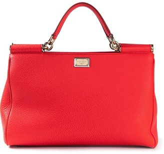 Dolce & Gabbana 'East-West Sicily' shopping tote