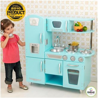 Kid Kraft Vintage Kitchen Blue
