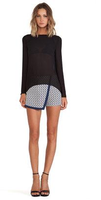 Blaque Label Mini Skirt
