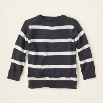 Children's Place Striped v-neck sweater