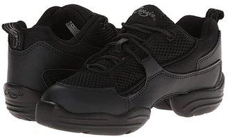 Capezio Fierce Dansneaker(r) (Black) Dance Shoes