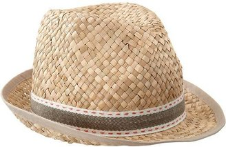 Old Navy Straw Fedoras for Baby