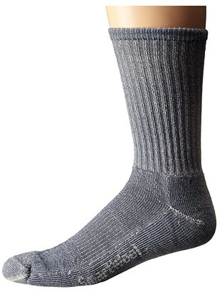 Smartwool Hike Light Crew (Denim) Crew Cut Socks Shoes