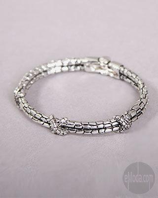 Winstanley Social Pebble Knot Bracelet