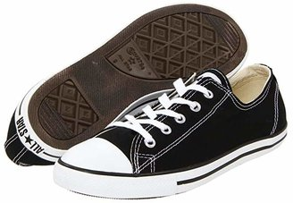 Converse Chuck Taylor(r) All Star(r) Dainty Ox (Black) Women's Classic Shoes